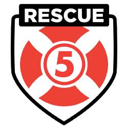 Rescue5 Logo (2019)
