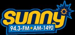 Sunny 94.3 FM AM 1490