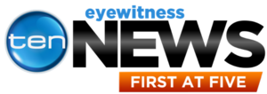 Ten Eyewitness News First At Five Logo