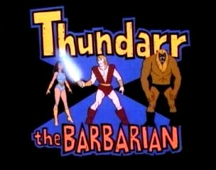Thundarr the barbarian logo