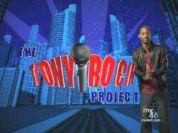 Tonyrockproject