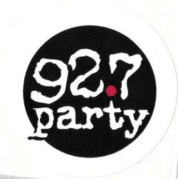 92.7 Party KPTI