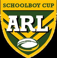 ARL Schoolboy Cup Logo
