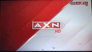 AXN HD India
