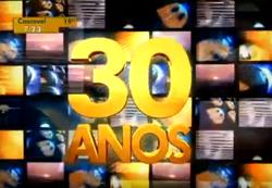Bom Dia Paraná 30 Anos