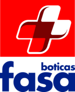 Boticas Fasa logo 2012 apilado