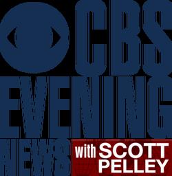 CBS Evening News 2016 (with Scott Pelley)