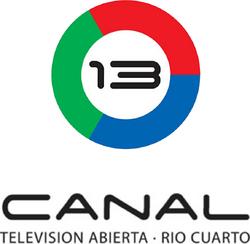 Canal 13 Río Cuarto (Logo Vertical - 2009)