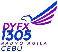 DYFX Radyo Agila 1305 Cebu (2017)
