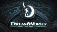 Dreamworks animation logo trollhunters