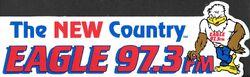 Eagle 97.3 WGH-FM