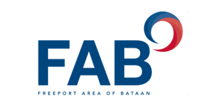 Freeport Area of Bataan Logo
