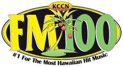 KCCN 100.3 FM 100