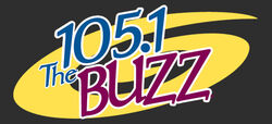 KRSK The Buzz logo