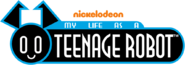 My Life as a Teenage Robot 2009 Nick logo