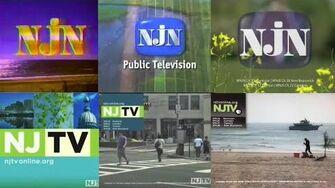 New Jersey Network (NJN) & NJTV Station Identifications Compilation 1986-present