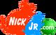 NickJr.com logo 2000
