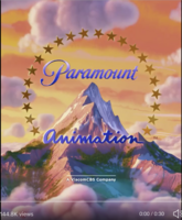 Paramount Animation with ViacomCBS byline