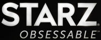 Starz 2016 logo white