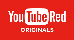 YouTube Red Originals logo