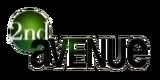 2nd Avenue 2D Version Logo