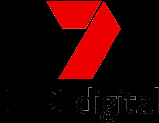 seven hd logopedia fandom powered by wikia rh logos wikia com