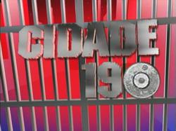 Cidade 190 - Logo 2008