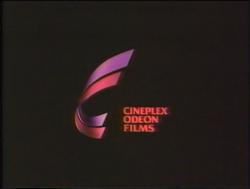 Cineplex Odeon Films