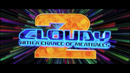 Cloudy with a Chance of Meatballs 2 title card (2013)