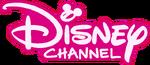 Disney Channel Dark Pink Logo