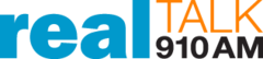 KKSF Real Talk 910 logo