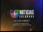 Kcec kvsn noticias univision colorado a las cinco package spring 2011
