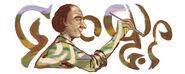 Mohammed Khadda's 90th Birthday