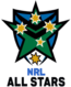 NRL All Stars Logo