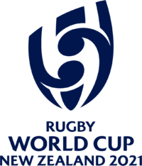 Rugby World Cup New Zealand 2021 logo
