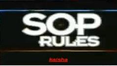 SOP rules 2008