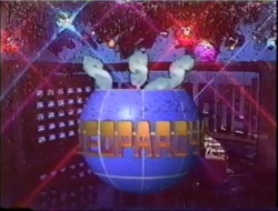 Super Jeopardy! Globe 2