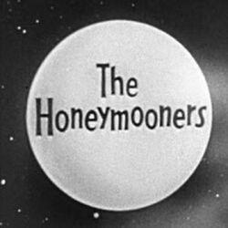The Honeymooners title logo