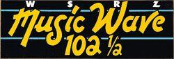 WSRZ Music Wave 102 1⁄2