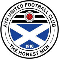 Ayr United FC logo (introduced 2017)