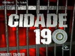 Cidade 190 - 2011