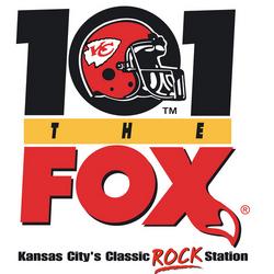 KCFX 101.1 101 The Fox