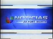 Kuvn noticias univision 23 fort worth evening package 2001