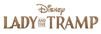 Lady and the tramp 2019 logo png by mintmovi3 dde8l5o-fullview