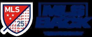 MLS is Back Tournament Logo