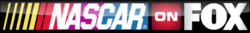 NASCAR on Fox 2013 logo