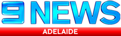 Nine News Adelaide Logo 2009-2010
