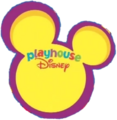 Playhouse Disney (2002-2010) Logo