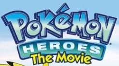 Pokémon Heroes English logo