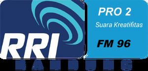 RRI Pro 2 Bandung